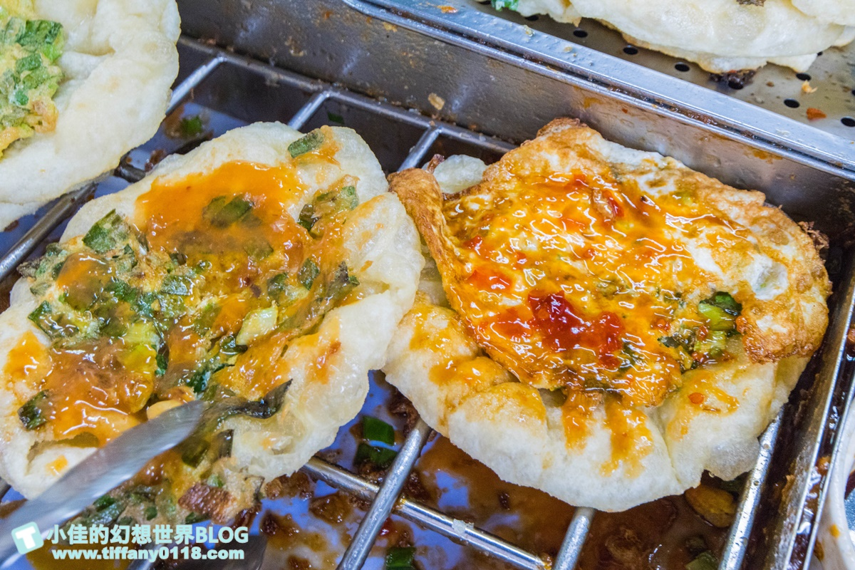 [宜蘭礁溪美食]柯氏蔥油餅/下雨天撐傘排隊也要買的宜蘭蔥油餅/拜託不要來買