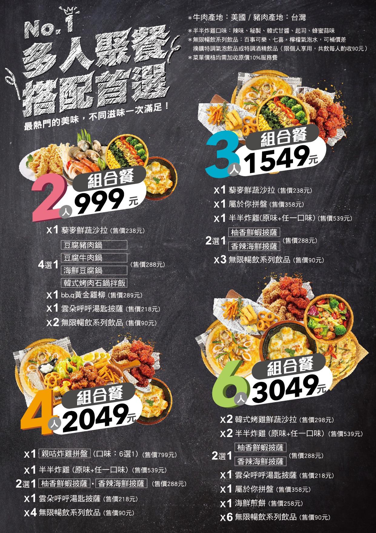 [南京復興美食]bb.q CHICKEN旗艦店(附完整菜單)/韓劇鬼怪炸雞/世界最大的韓式炸雞店