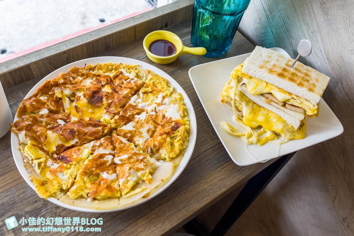 [台北美食]可蜜達Comida北門店/台式Pizza蛋餅超特別/起司肉蛋雙重奏好吃大推/北門站美食推薦